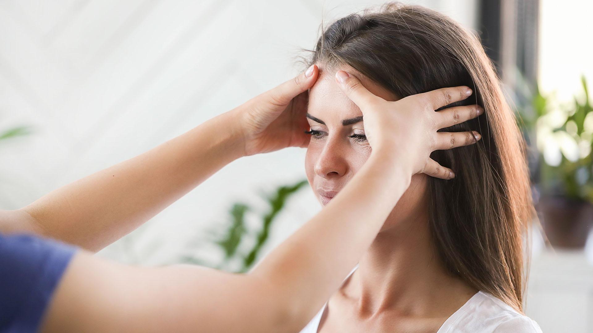 Deep Trigger Massage - Shoulder Pain Massage