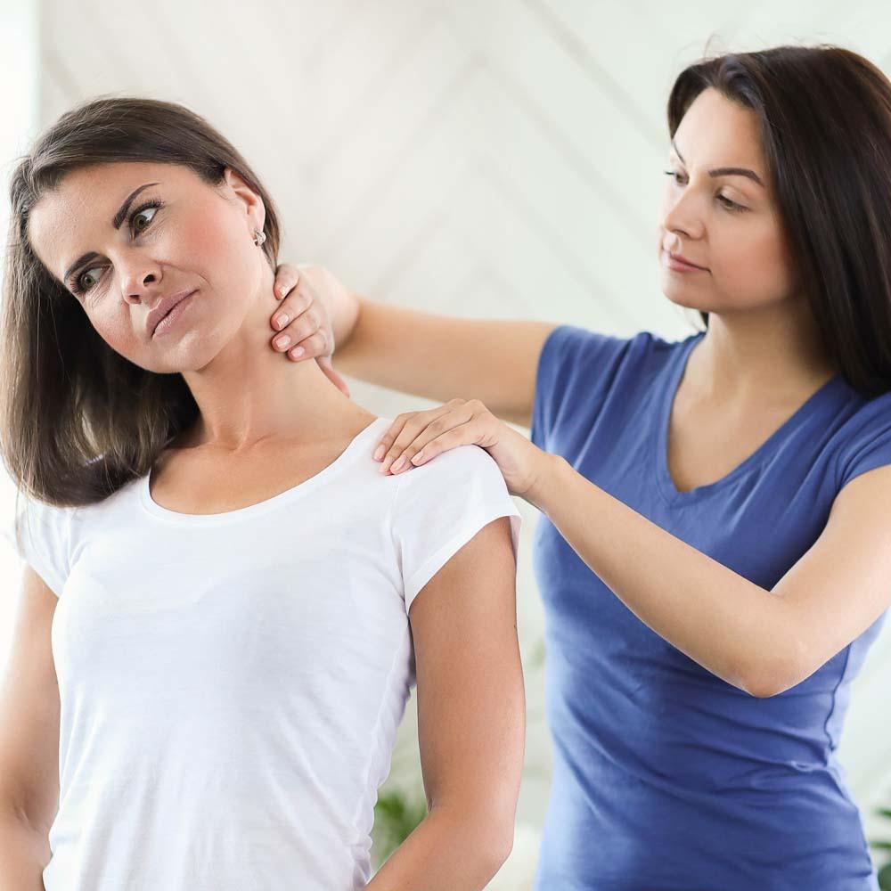The Spirit of Wellbeing Massage